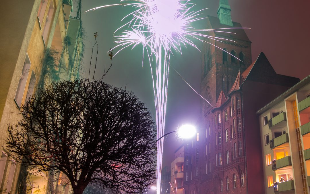 Hochzeitsfotografie Berlin wünscht Euch ein frohes neues Jahr