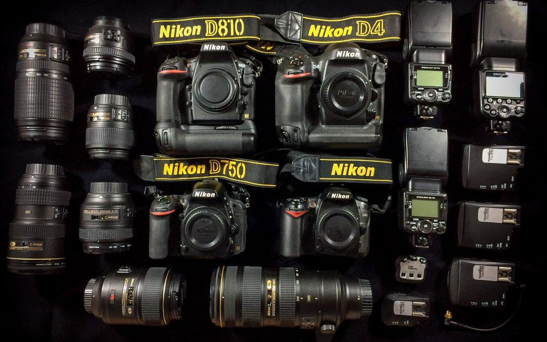Hochzeitsfotografie Berlin – unser Equipment