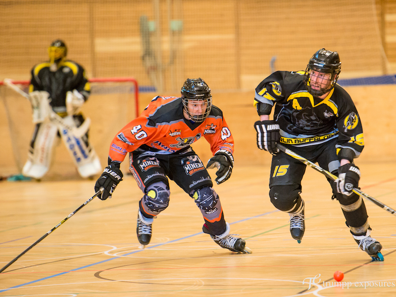 Berlin Buffalos – Inline-Hockey Fototraining
