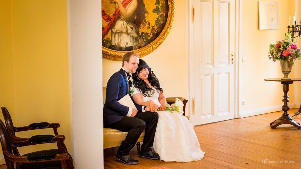 Hochzeitsfotografie Berlin trumpp-exposures Standesamt Potsdam Krongut Bornstedt