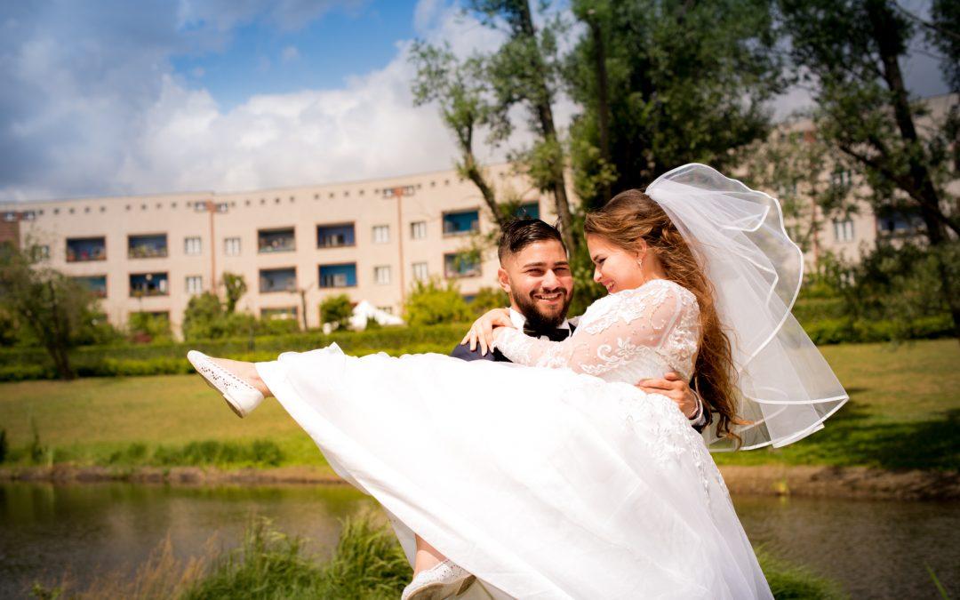 Hochzeitsfotografie Berlin – Hufeisen bringen Glück…