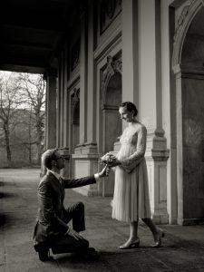 kleistpark-berlin-schoeneberg-brautpaar-hochzeit-trumpp Hochzeitsfotografie Berlin