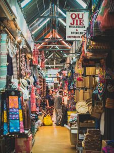 chatuchak market bangkok thailand travel